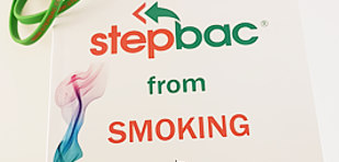 Stepbac® from Smoking: Quit Smoking using a New, Simple method with step-by-step Explanations and Illustrations