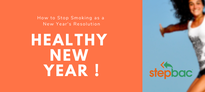 Tips quit smoking New Year Resolution