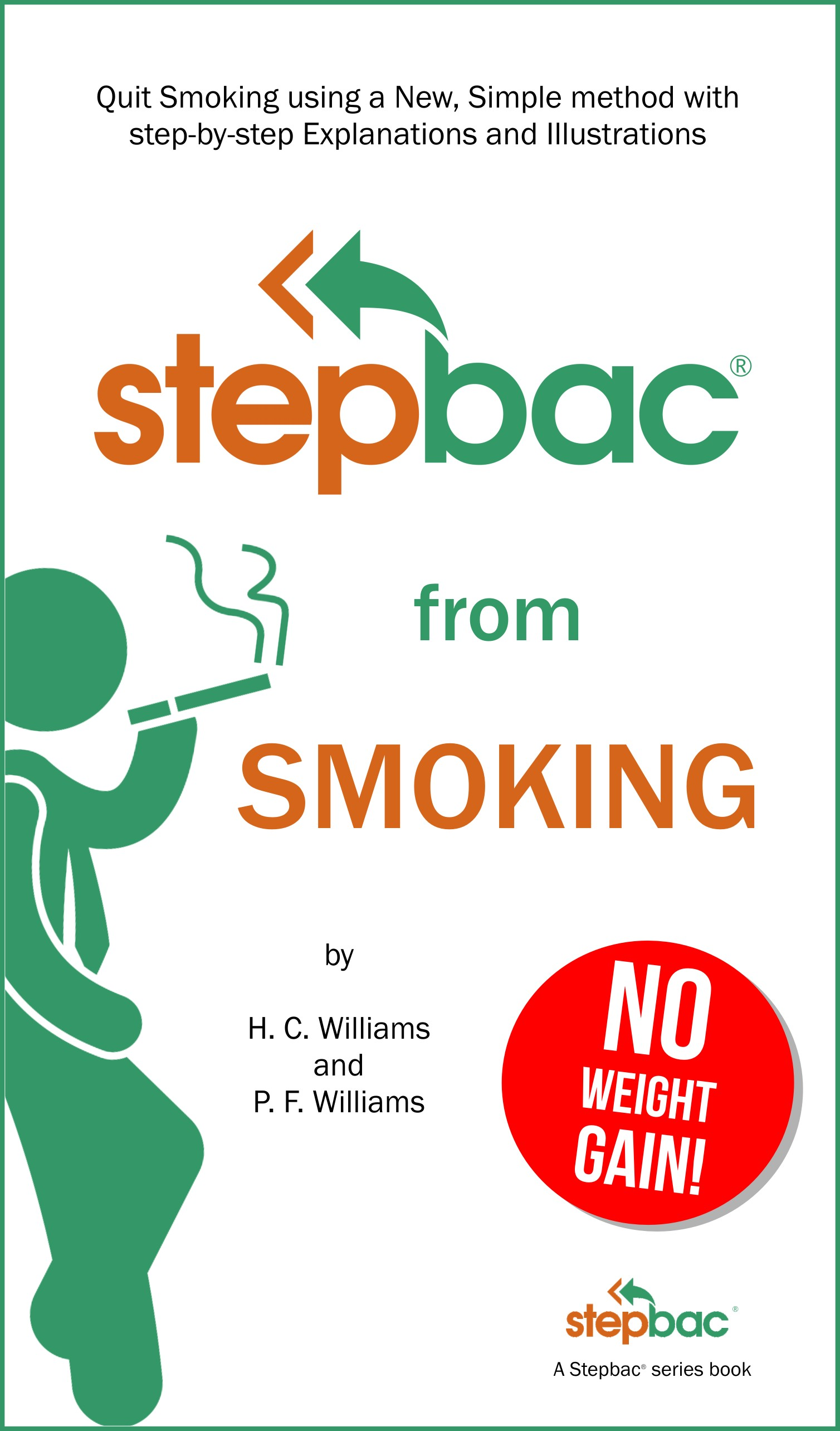 Stepbac from Smoking ebook cover