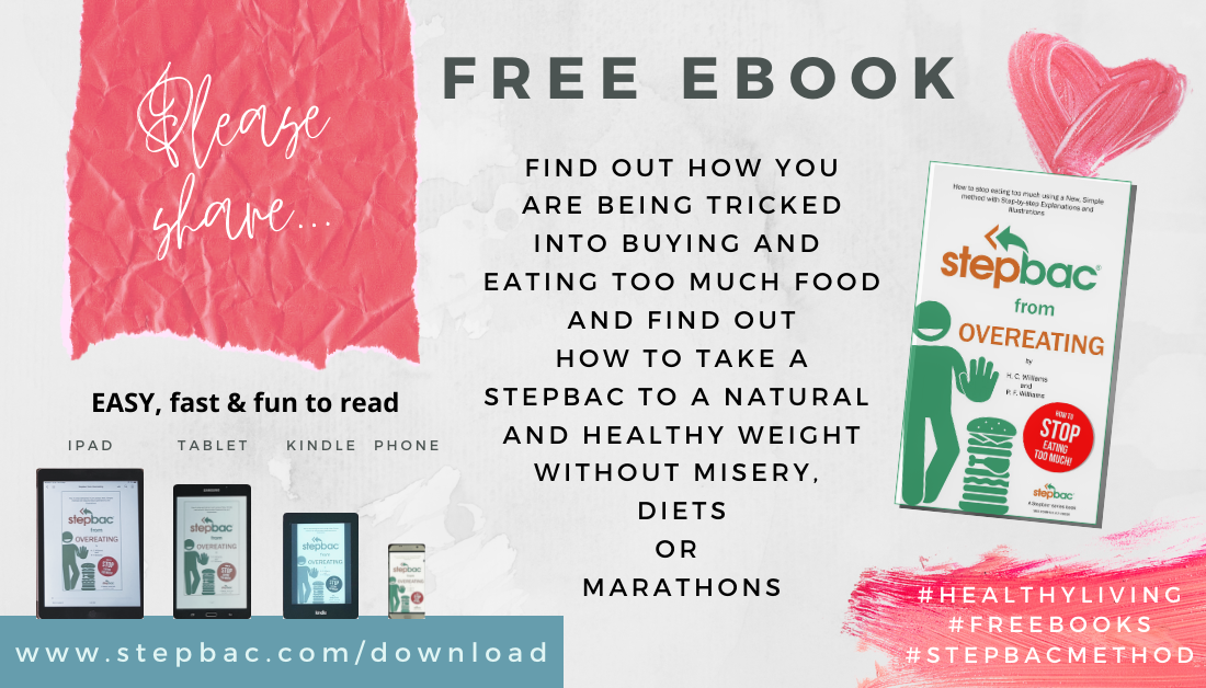 Twitter stepbac from overeating free ebook